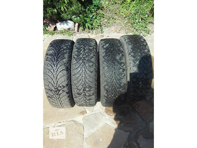 продам Шины Goodyear Ultra Grip Extreme 185/65 R14 86T на дисках бу в Харькове