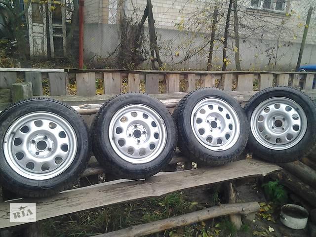 бу  Шины новые 175/65 R14 зима. в Киеве