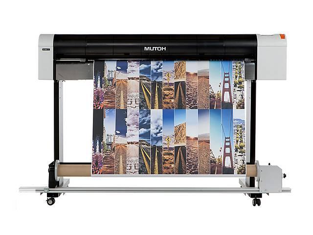 купить бу Широкоформатный принтер Mutoh DrafStation RJ-900XG - 42 дюйма в Харькове