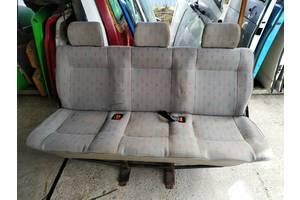 заднє сидіння в салон для фольксваген т4  Б/у сиденье для Volkswagen T4 (Transporter)