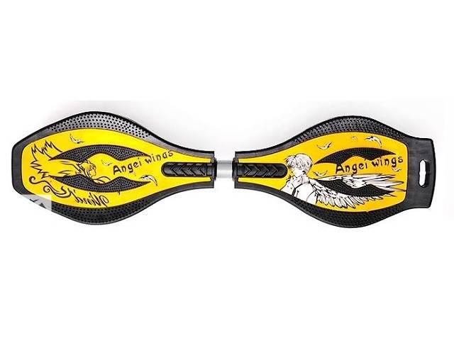 продам Скейт рипстик Ripstik двухколесный с алюминиевой рамой (скейтборд) бу в Одессе