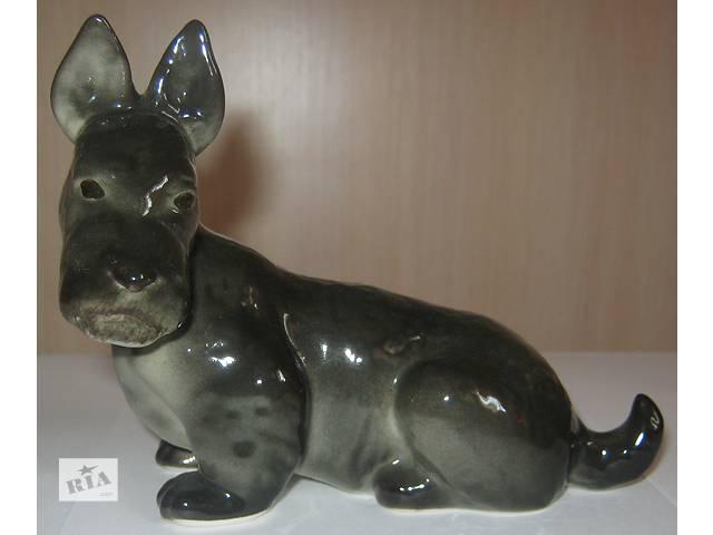 продам Скульптура скотч-терьер бу в Киеве