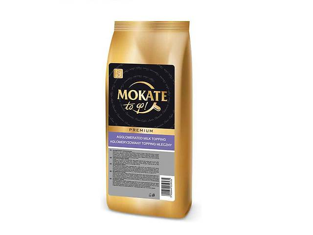 купить бу Сливки Mokate Topping Premium, 750 г в Киеве
