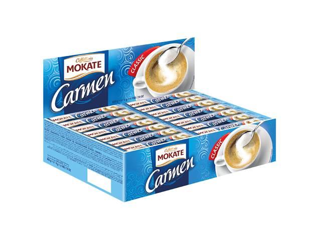 бу Сливки в стиках Mokate Caffetteria  Carmen Classic, 4г*100шт в Киеве
