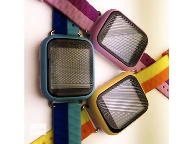 купить бу Smart baby watch Q100 ! Детские умные GPS часы Q100 в Харькове