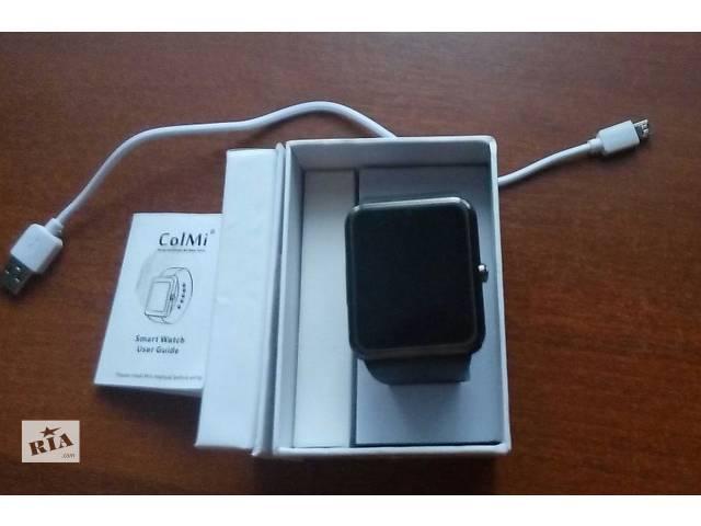 купить бу Smart-watch Colmi GT08 в Тернополе