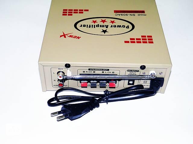 продам Усилитель Xplod SN-909AC - USB, SD-карта бу в Киеве