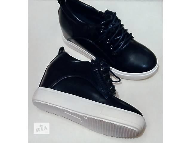 Снікерси шкіряні 33-38 розмір. - Дитяче взуття в Краматорську на RIA.com 5c09cf5fb4de9