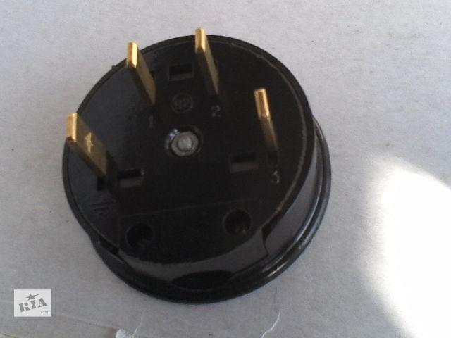 Соединители электрические трехполюсные с заземляющим контактом ВШ-30/РШ-30- объявление о продаже  в Северодонецке