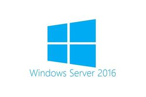 ПО Microsoft Windows Server 2016  Standard Reseller Option Kit English SW (P00487-B21)