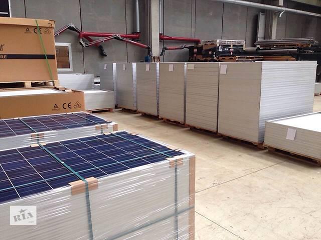 бу Солнечные батареи Trina Solar TSM 245 PC05A - 250Вт в Ровно
