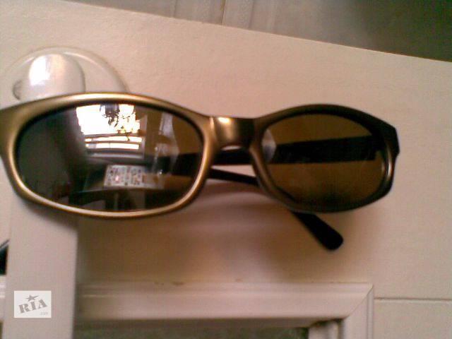 бу Солнечные очки б/у с небольшим зеркальным напылением в Киеве