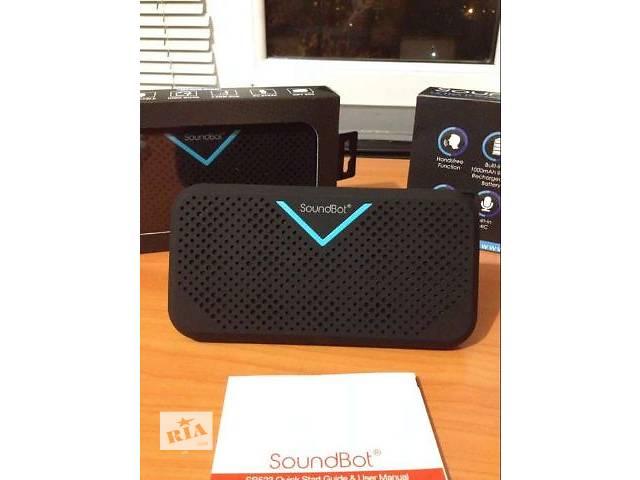 SoundBot - Качественные Портативные колонки c Bluetooth- объявление о продаже  в Николаеве