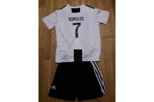 Нові Футбольні форми Adidas