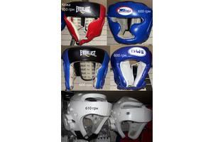 Нові Боксерські шоломи Everlast