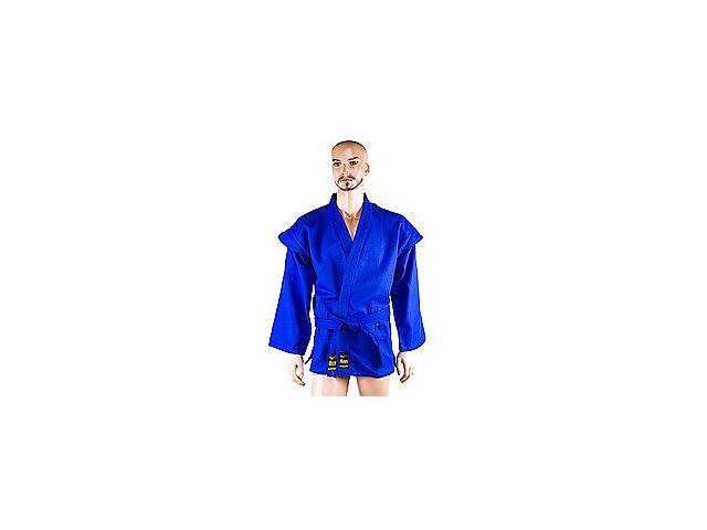продам Самбовка куртка Mizano красная р-р 150 см. 500г/м2 SMR-58150 170, синий бу в Одессе