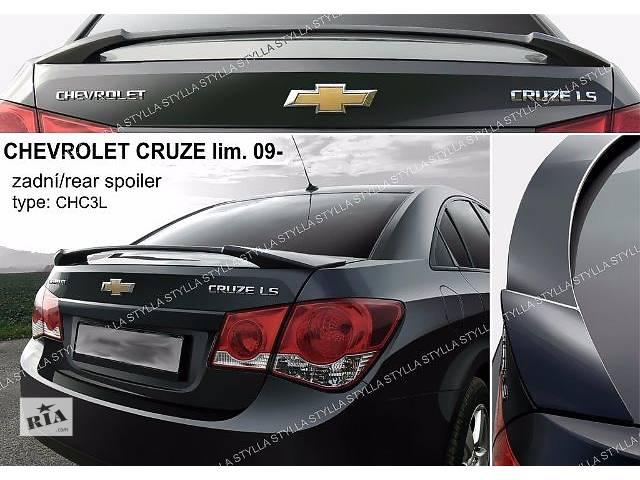 бу Спойлер тюнинг Chevrolet Cruze Шевроле Круз в Луцке