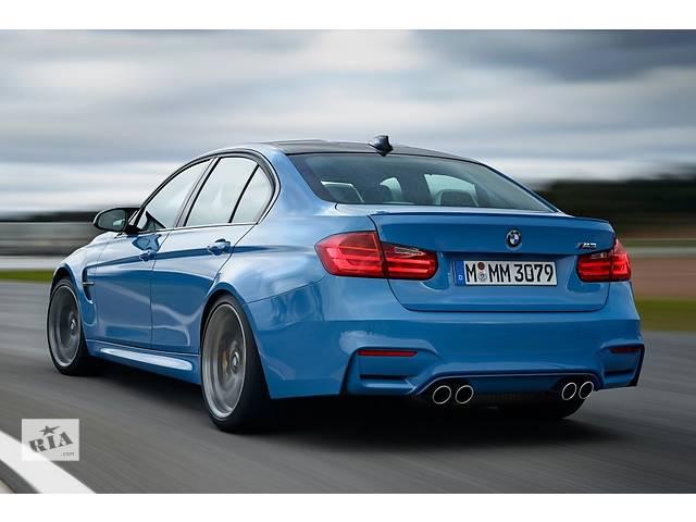 продам Спойлер крышки багажника BMW F30 M3 бу в Одессе