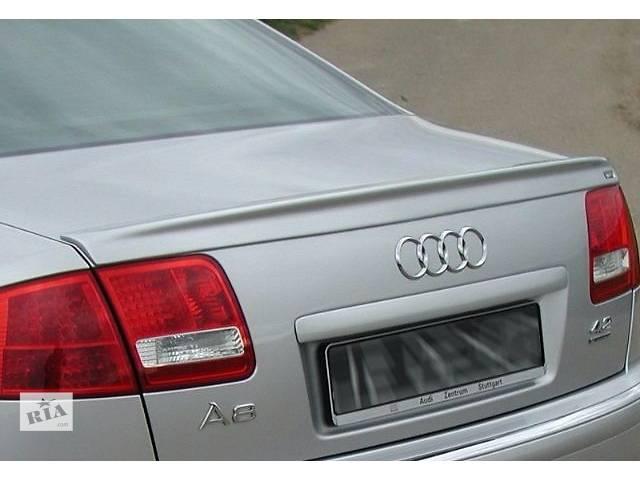 купить бу Спойлер липспойлер тюнинг Audi A8 D3 Ауди А8 Д3 в Луцке