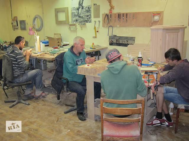 продам Срочно требуется на производство разнорабочий, шлифовщик по дереву бу  в Украине