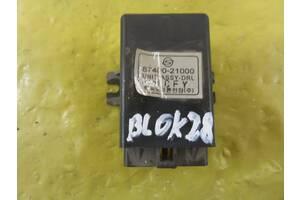 Ssang Yong Kyron 2.0 xdi 2005-2014 реле контролер блок 87400-21000