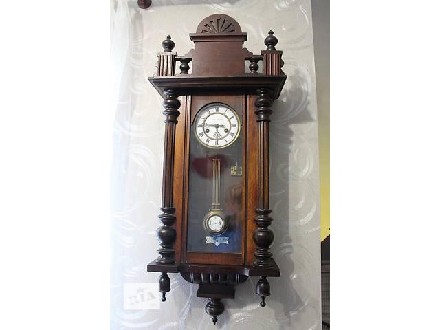 купить бу Старинные  антикварные  часы настенные с боем GUSTAV BECKER. в Пятихатках (Днепропетровской обл.)