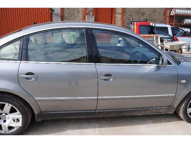 бу Стекло двери для седана Volkswagen Passat B5 2002 в Львове