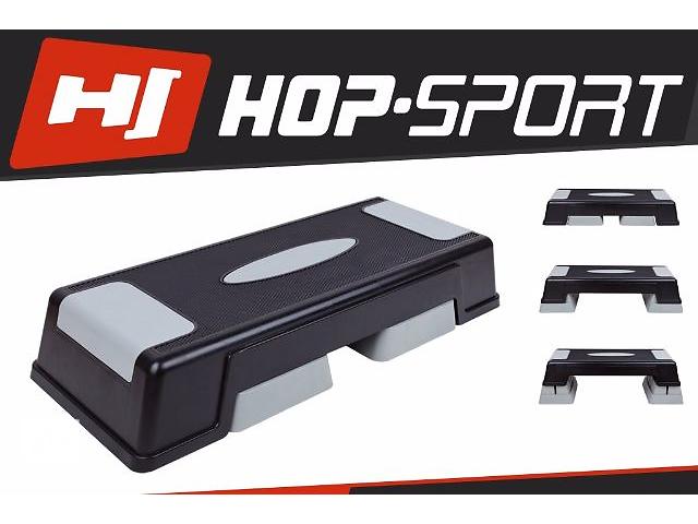 бу Степ - платформа 3 - ступенч HOP-SPORT. Нет в наличии. Только опт в Львове