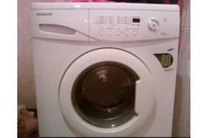 б/в Вертикальні пральні машинки Samsung