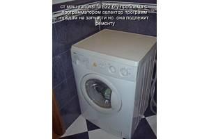 б/в Фронтальні пральні машинки Zanussi