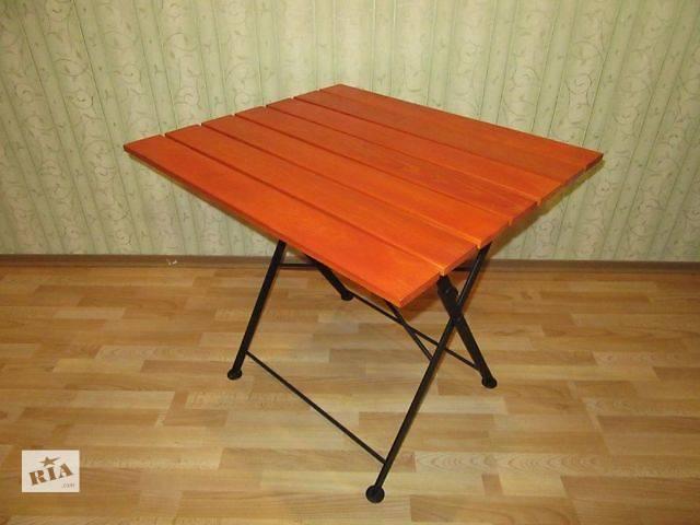 продам стол для кафе,бара ,открытых площадок,дома ,дачи тел0964726006 бу в Светловодске