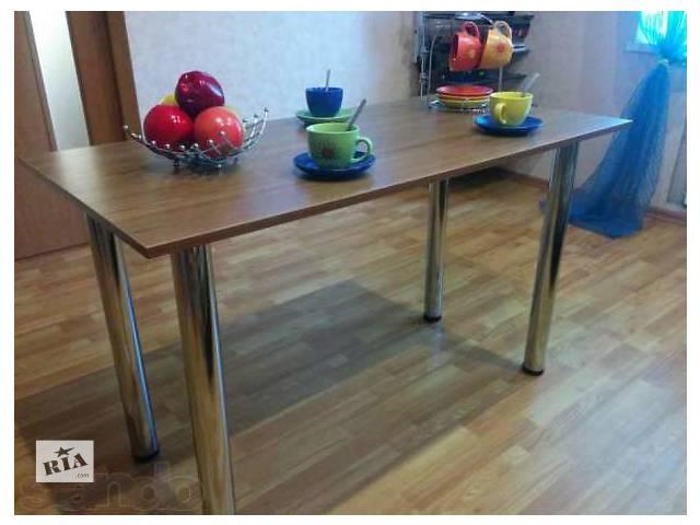 купить бу Стол кухонный, гостевой разборной 1200х600 Акция!!! в Днепре (Днепропетровск)