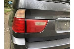 Стопы задние фонари Дорестайл BMW X5 E53 Фары стопи БМВ Х5 Е53 Фара Стоп 2000-2003г