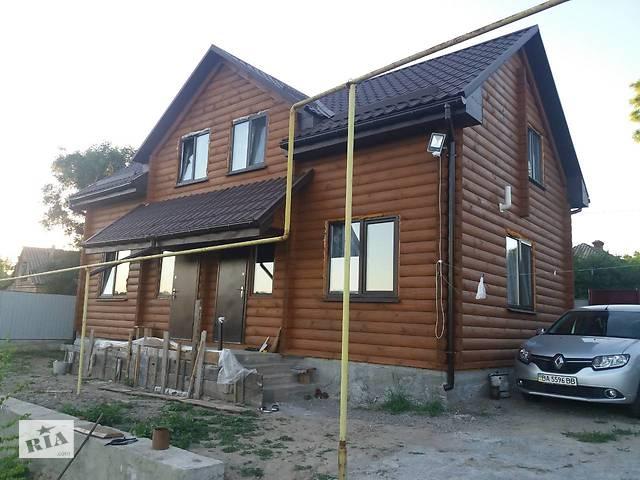 продам Строительство деревянных домов. бу  в Украине