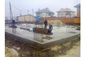 Строительство фундаментов фундаментная плита