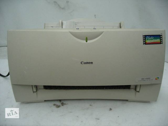купить бу Струйный принтер Canon BJC-4300 в Киеве