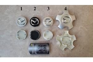 Новые Колпаки Mazda