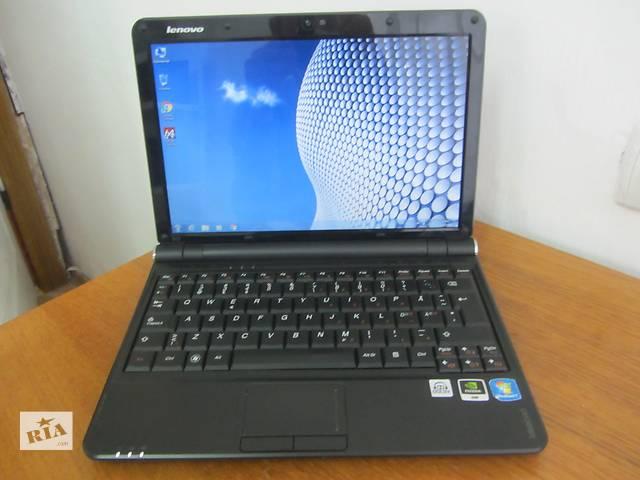 бу Стильний та компактний нетбук Lenovo Ideapad S12.  в Тернополе