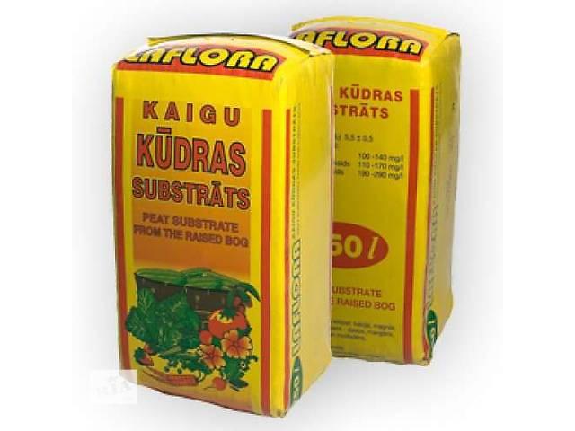 Субстрат (Торф) LaFlora KKS-1- объявление о продаже  в Виннице