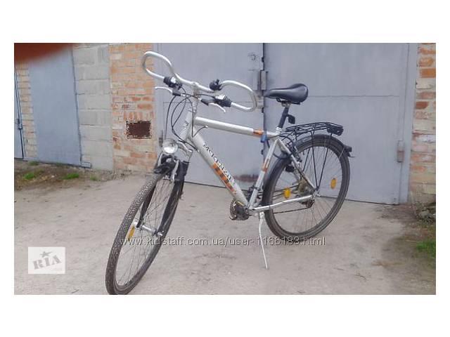 бу Сучасний німецький велосипед в Яготине
