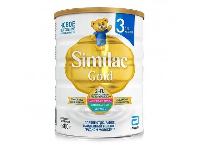 продам Сухая молочная смесь Similac ( Симилак ) Gold 3 800 г бу в Киеве