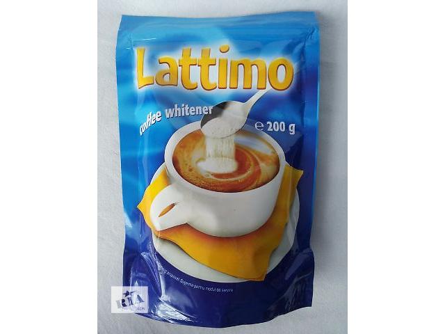 Сухие сливки Coffeeta и Lattimo- объявление о продаже  в Виноградове