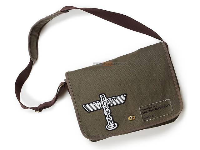 Сумка Боинг Totem Messenger Bag- объявление о продаже  в Львове