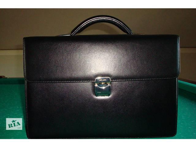 Супер стильный мужской портфель фирмы Neri Karra!СКИДКИ!- объявление о продаже  в Запорожье