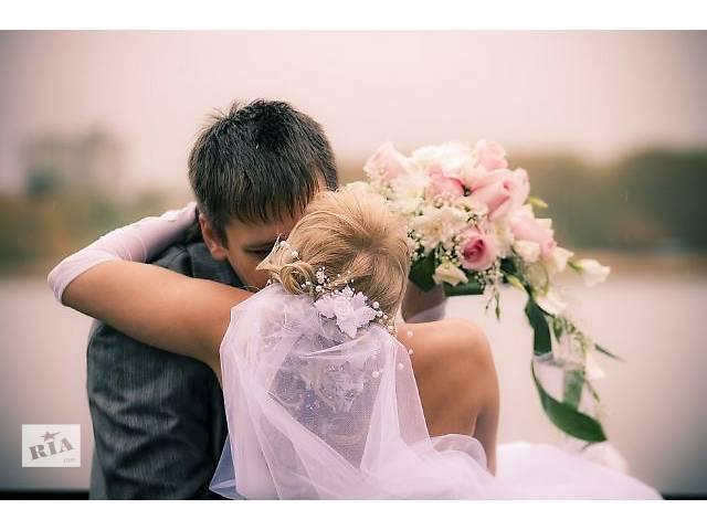 Свадебная видео и фото съемка,доступно и качественно.- объявление о продаже  в Киеве