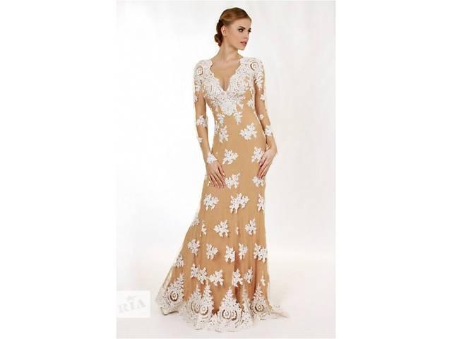 свадебное платье недорого. платье на свадьбу. платье для невесты. скидка на свадебное платье- объявление о продаже  в Киеве