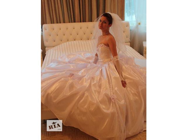 купить бу Свадебное платье 4000 рублей в Симферополе