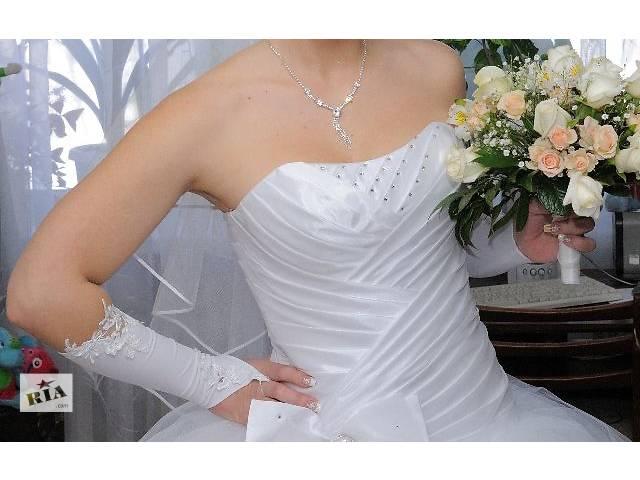 продам Свадебное платья бу в Виннице