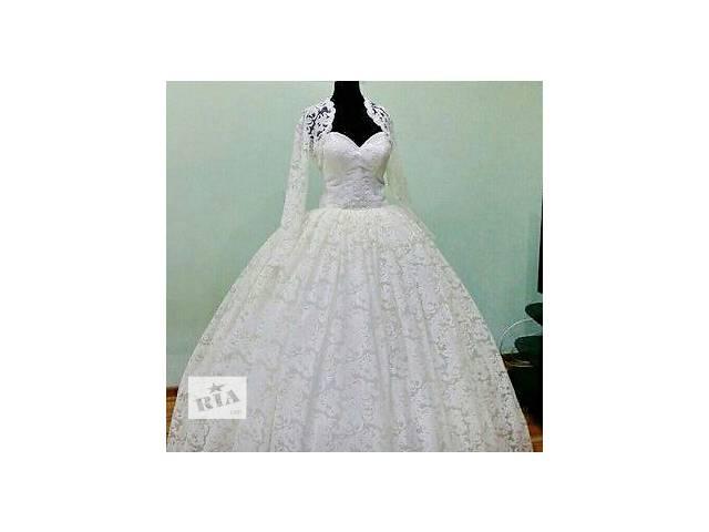 Свадебные платья от производителя- объявление о продаже  в Черновцах