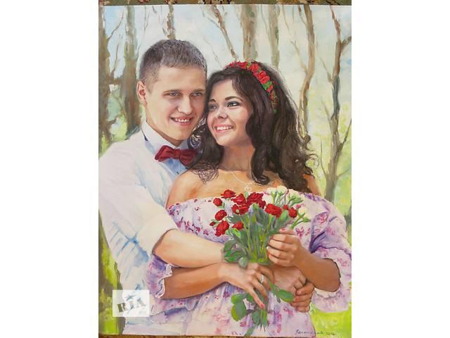 свадебный портрет- объявление о продаже  в Полтаве